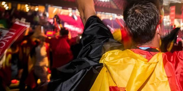 Cinq arrestations administratives à Charleroi après le match Belgique-USA - La DH