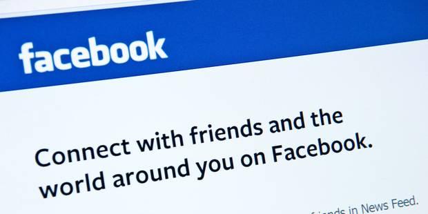 """Facebook admet une erreur de """"communication"""" à propos de son étude sur les émotions - La DH"""