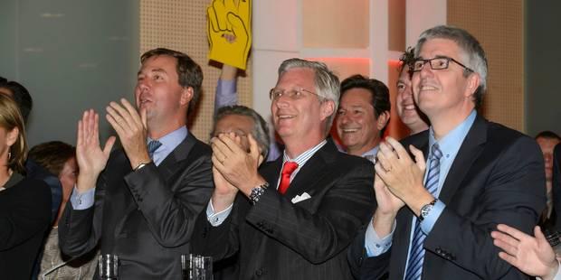 Le Roi loupera Belgique-Argentine - La DH