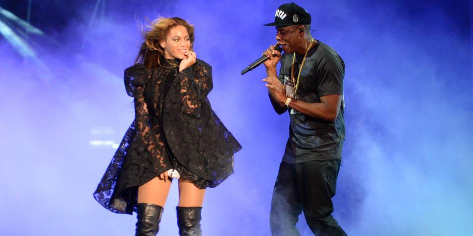 En plein concert, Beyoncé fait allusion à l'infidélité supposée de son mari