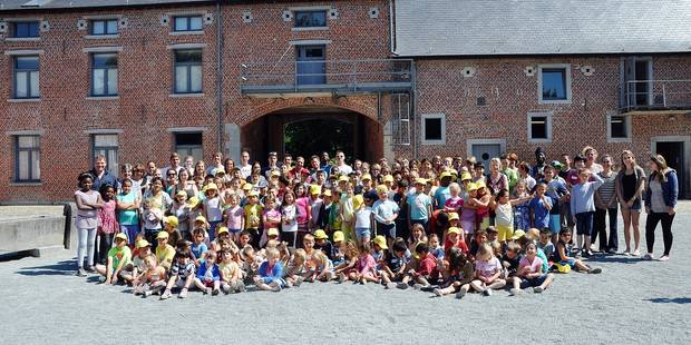 Plus de 150 enfants accueillis chaque jour - La DH