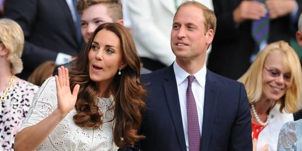 Kate Middleton remettra le premier maillot jaune - La DH