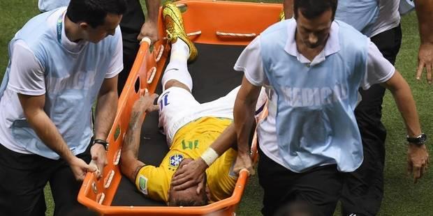 Brésil-Allemagne sans Thiago Silva...et sans Neymar? - La DH