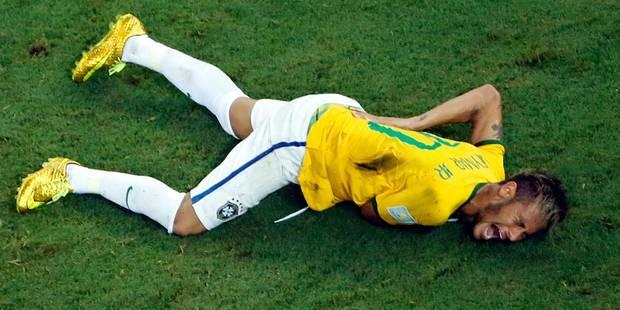 Neymar va se reposer en famille - La DH