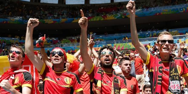 """""""Chers meilleurs supporters du monde"""": la lettre des Diables � vous, supporters"""