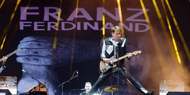 Festival Rock Werchter: La fin des 40es rugissants - La DH