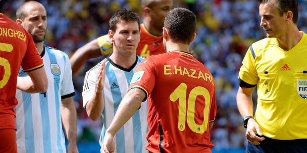 Audiences: pas de record pour Argentine - Belgique - La DH