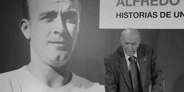 Alfredo Di Stefano a décoché sa dernière flèche (1926 -2014) - La DH