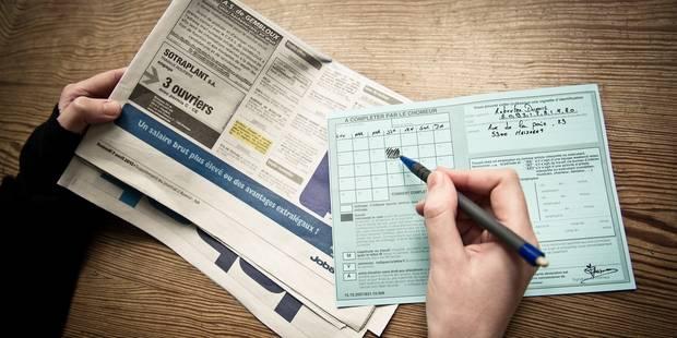 Le chômage en Wallonie en légère baisse - La DH