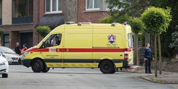 Une vieille dame tuée par un camion-poubelle à Merksem - La DH