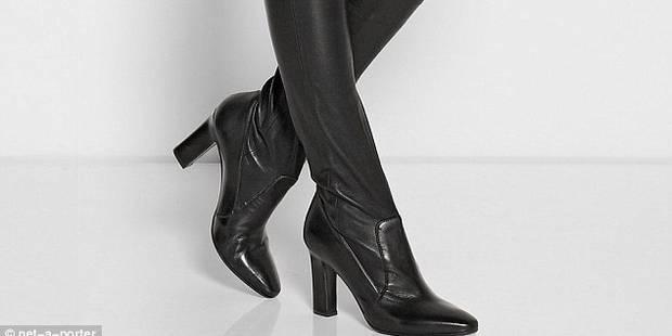 Ces bottes sont aussi un pantalon : la folie de cet automne - La DH