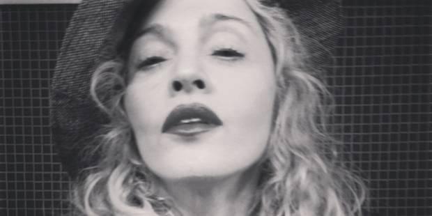 Madonna priée de rentrer chez elle - La DH