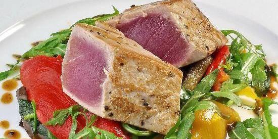 Filet Thon Rouge Grille Tout - Cuisiner du thon rouge