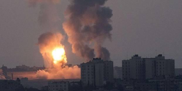 Des Palestiniens tués en attaquant une base militaire en Israël - La DH