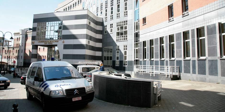 Bavure policière (filmée !) en plein hôpital - La DH