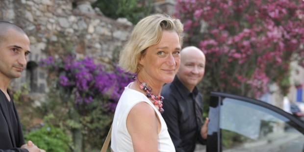 Les photos de la propriété bruxelloise mise en vente par Delphine Boël - La DH