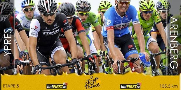 Tour de France : L'étape de tous les dangers - La DH