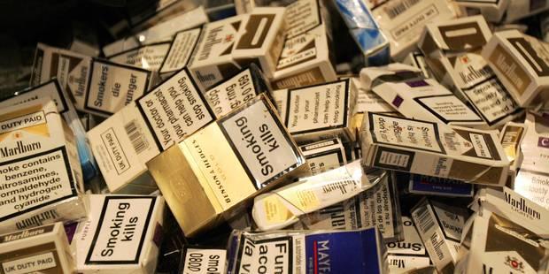 Anti-contrebande tabac: des soupçons de collusion - La DH