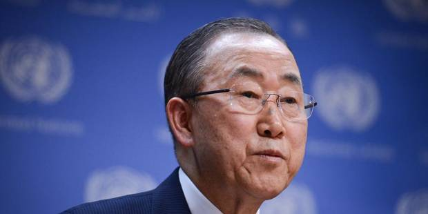 Ban Ki-moon appelle à un cessez-le-feu à Gaza devant le Conseil de sécurité - La DH