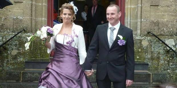 Elle meurt happée par un train 11 jours après son mariage - La DH