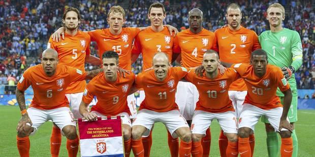 Mondial 2014: les Pays-Bas sans Leroy mais probablement aussi sans Nigel de Jong - La DH