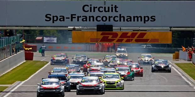 Le gestionnaire du circuit de Spa-Francorchamps échappe à une sanction de 3 millions - La DH