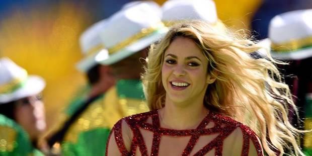 Mondial 2014: Shakira, Santana et samba pour la cérémonie de clôture - La DH
