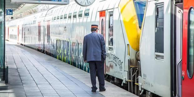 Grève SNCB de Forest: trafic international à peine perturbé - La DH