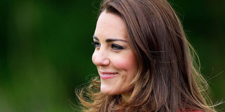 Kate Middleton enceinte?