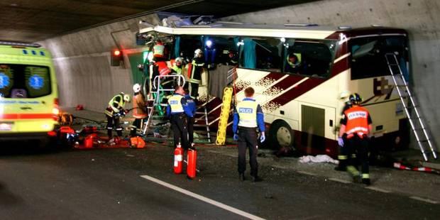 Nouvelle enquête sur le drame de Sierre: le chauffeur se serait suicidé - La DH