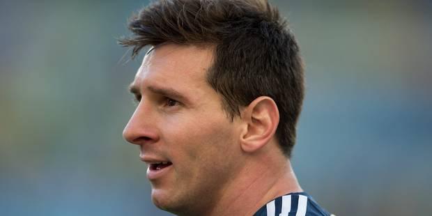 """Lionel Messi: """"Nous pouvons être fiers"""" - La DH"""