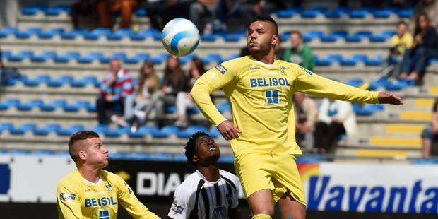 Aoulad rejoint Westerlo