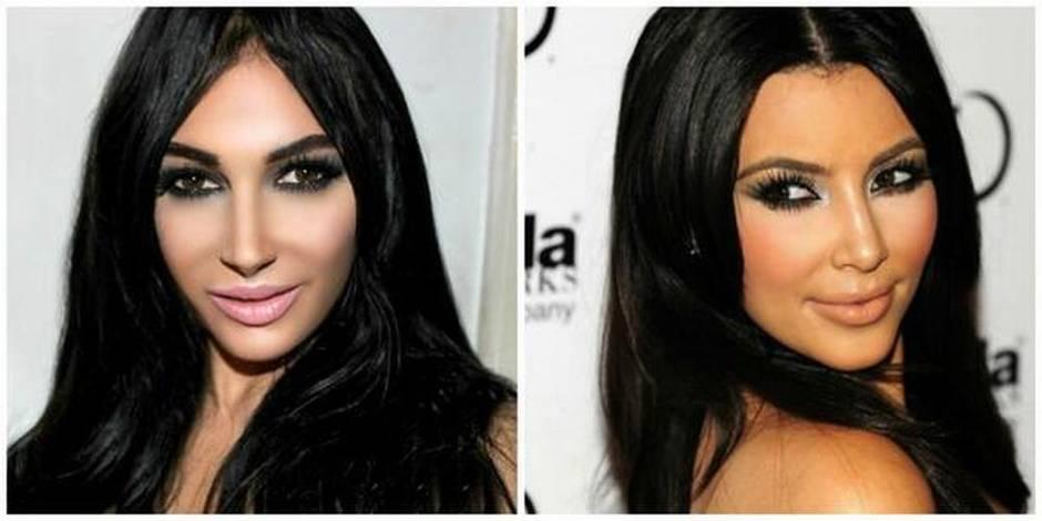 Elle dépense 23000 euros pour ressembler à Kim Kardashian
