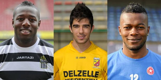 Gnohere, Camargo et Loemba signent à Mons - La DH