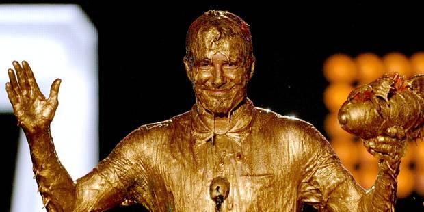 David Beckham, le mec en or...