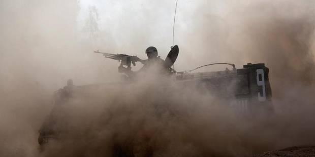 Gaza: 11 Palestiniens tués samedi, 307 en 12 jours - La DH