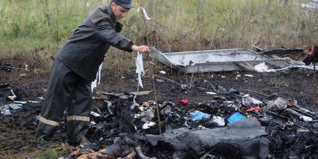 Ukraine: des corps de victimes du crash enlevés? - La DH