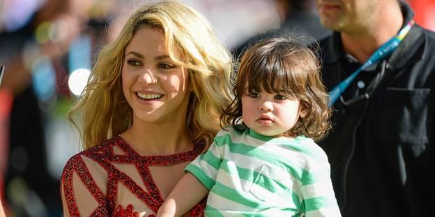 Shakira, première personnalité à franchir le cap des 100 millions de fans sur Facebook - La DH