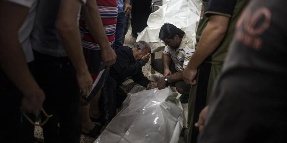 Gaza: 10 morts dans des frappes israéliennes