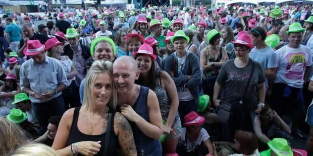Francofolies: quelque 170.000 festivaliers à la 21e édition - La DH