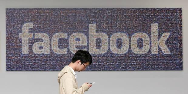 """Un nouveau bouton """"Sauvegarder"""" bientôt sur Facebook ! - La DH"""