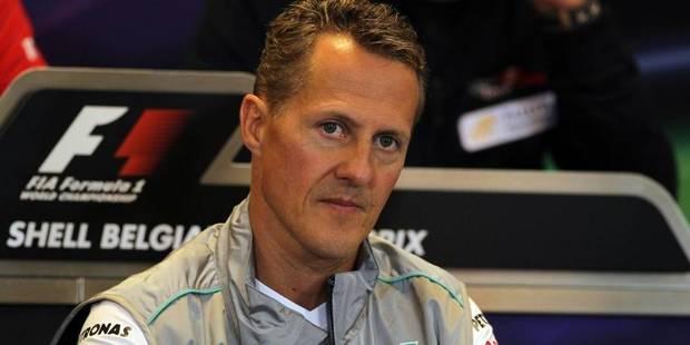 Michael Schumacher bientôt de retour à la maison? - La DH