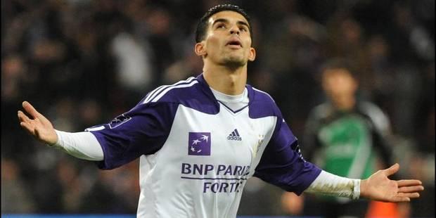 Boussoufa n'est pas une piste pour Anderlecht - La DH