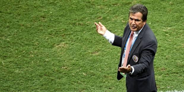 Jorge Luis Pinto quitte son poste de sélectionneur du Costa Rica - La DH