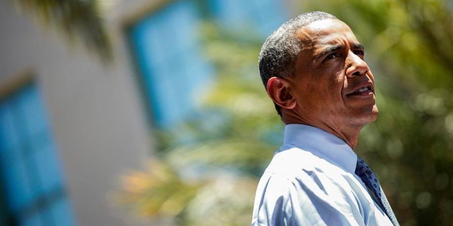 Gaza: Obama veut un cessez-le-feu, les combats cessent avant l'Aïd