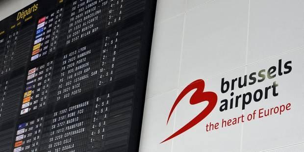 """Atterrissage d'urgence à Brussels Airport: """"Pas de défaut à l'appareil"""" - La DH"""