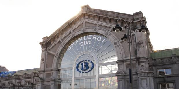 Agression homophobe derrière la gare de Charleroi-Sud - La DH
