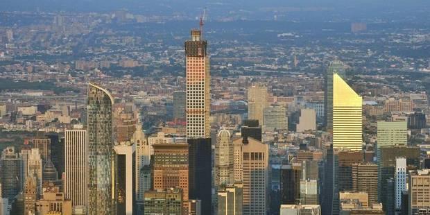 World Trade Center: 2500 travailleurs touchés par un cancer - La DH