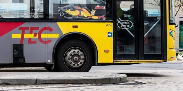 Un chauffeur de bus agressé à Seraing - La DH