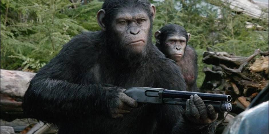 Sorties ciné: un ovni drôle, profond et un langage des singes
